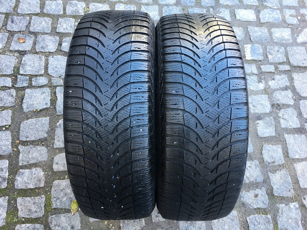 Michelin Alpin A4 195/60/16 89T