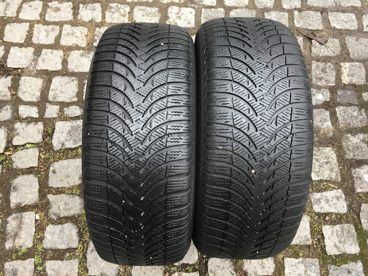 Michelin Alpin A4 195/55/15 85T