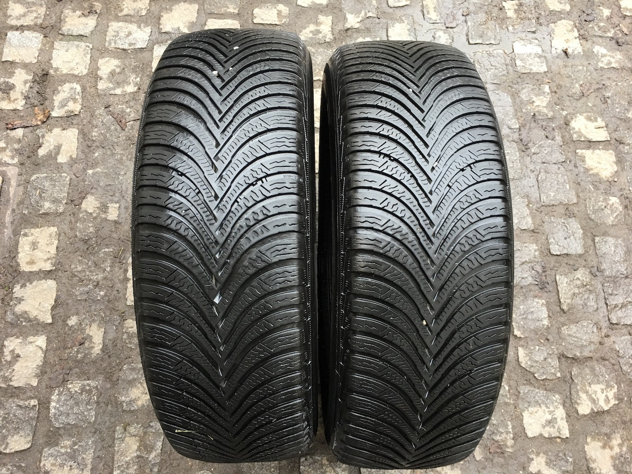 Michelin Alpin A5 205/60/16 96H