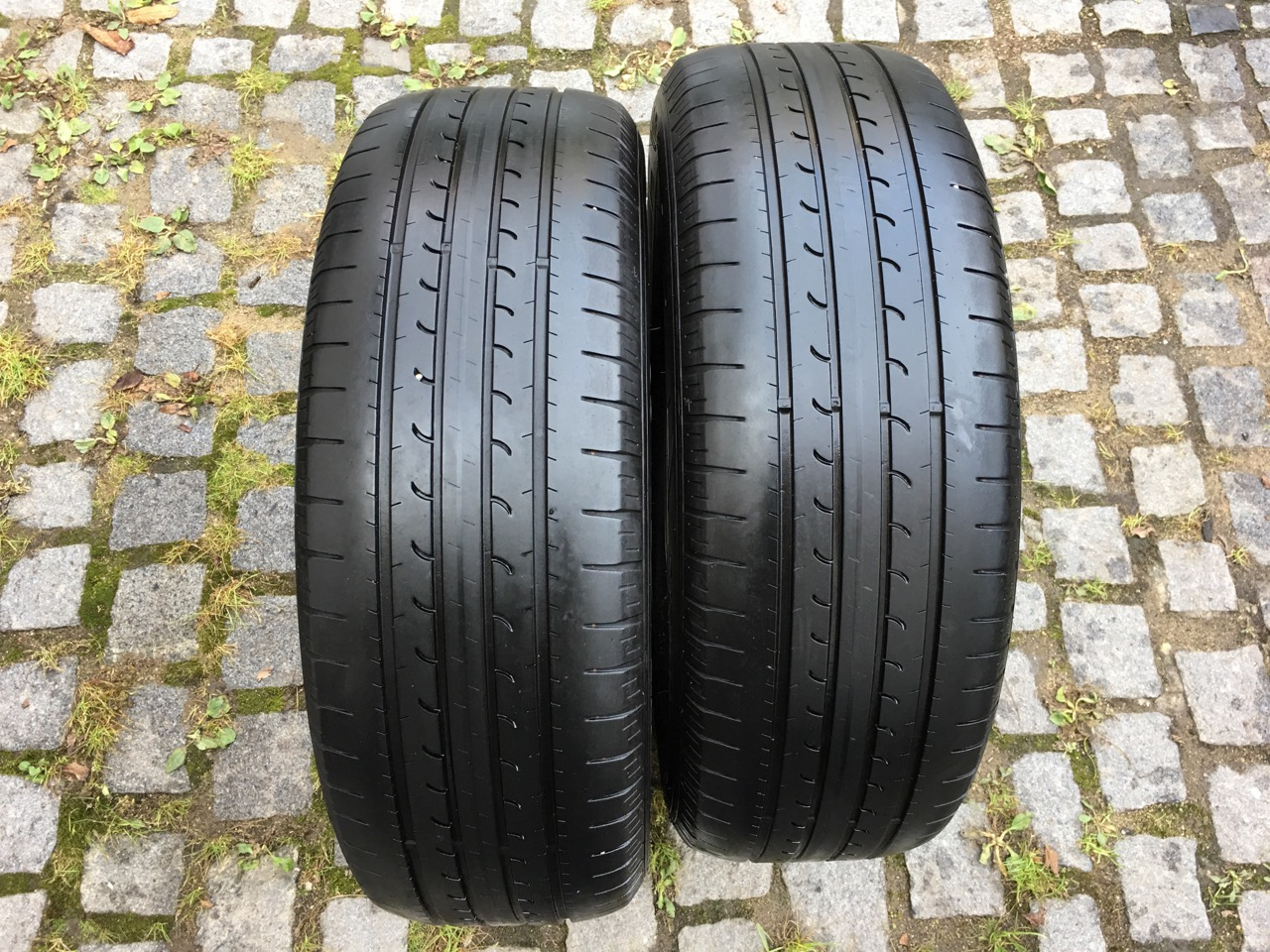 Goodyear Effiecient Grip 215/60/17 96H