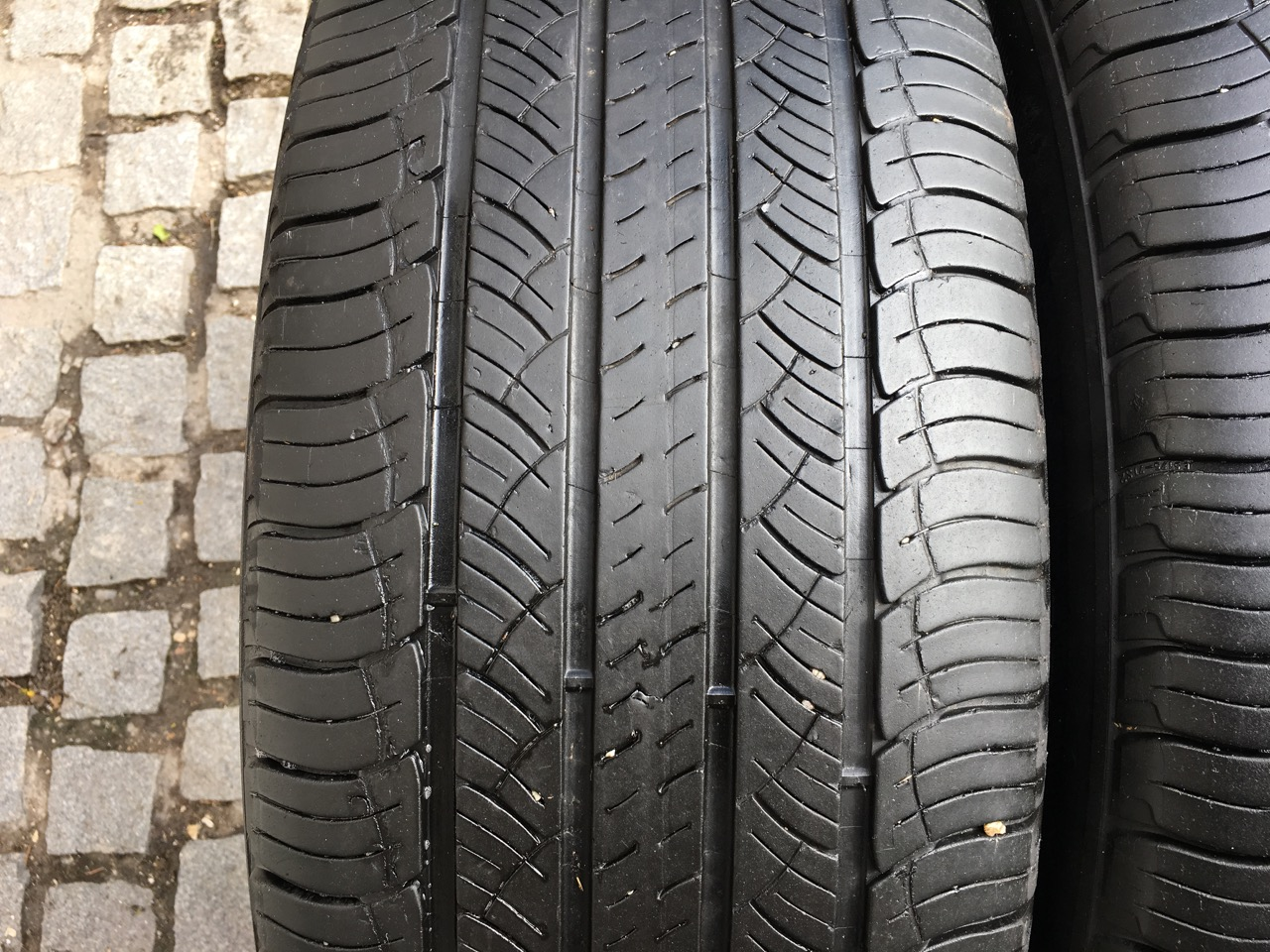 Michelin Latitude Tour HP 255/60/18 112V