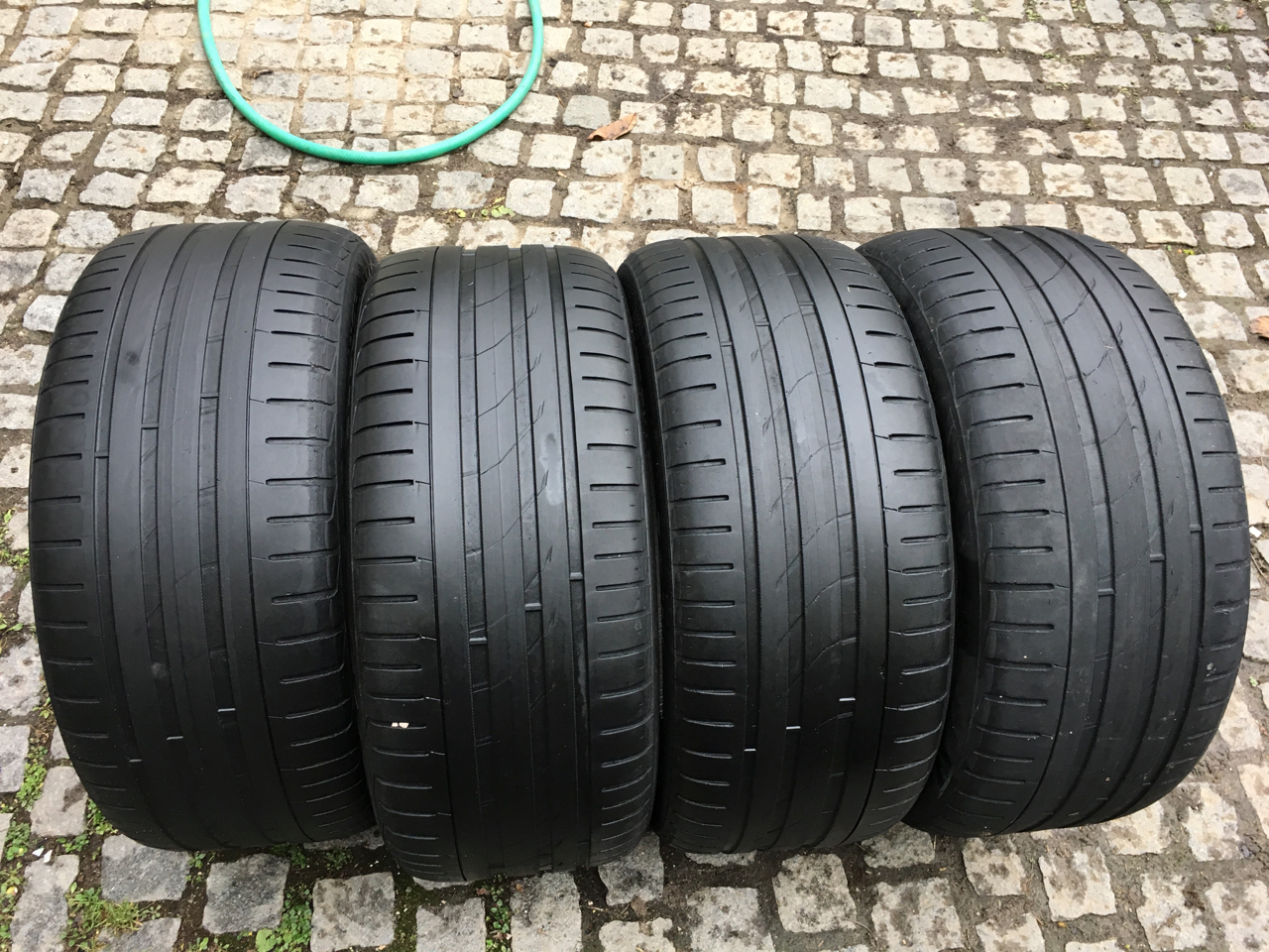 Goodyear Eagle F1 SUV 4x4 275/45/20 110W