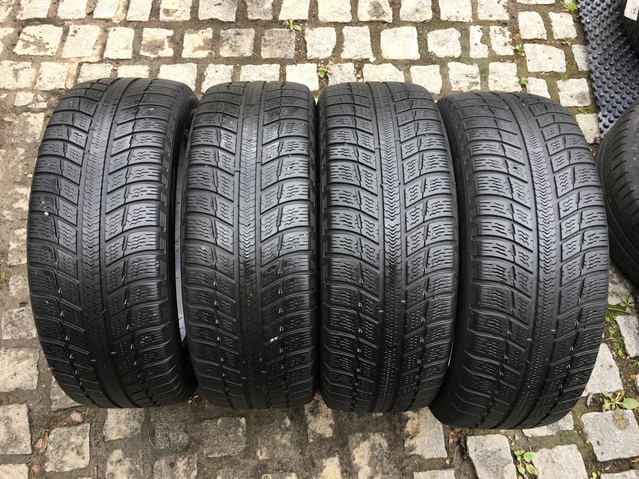 Michelin Alpin A3 195/55/16 91T