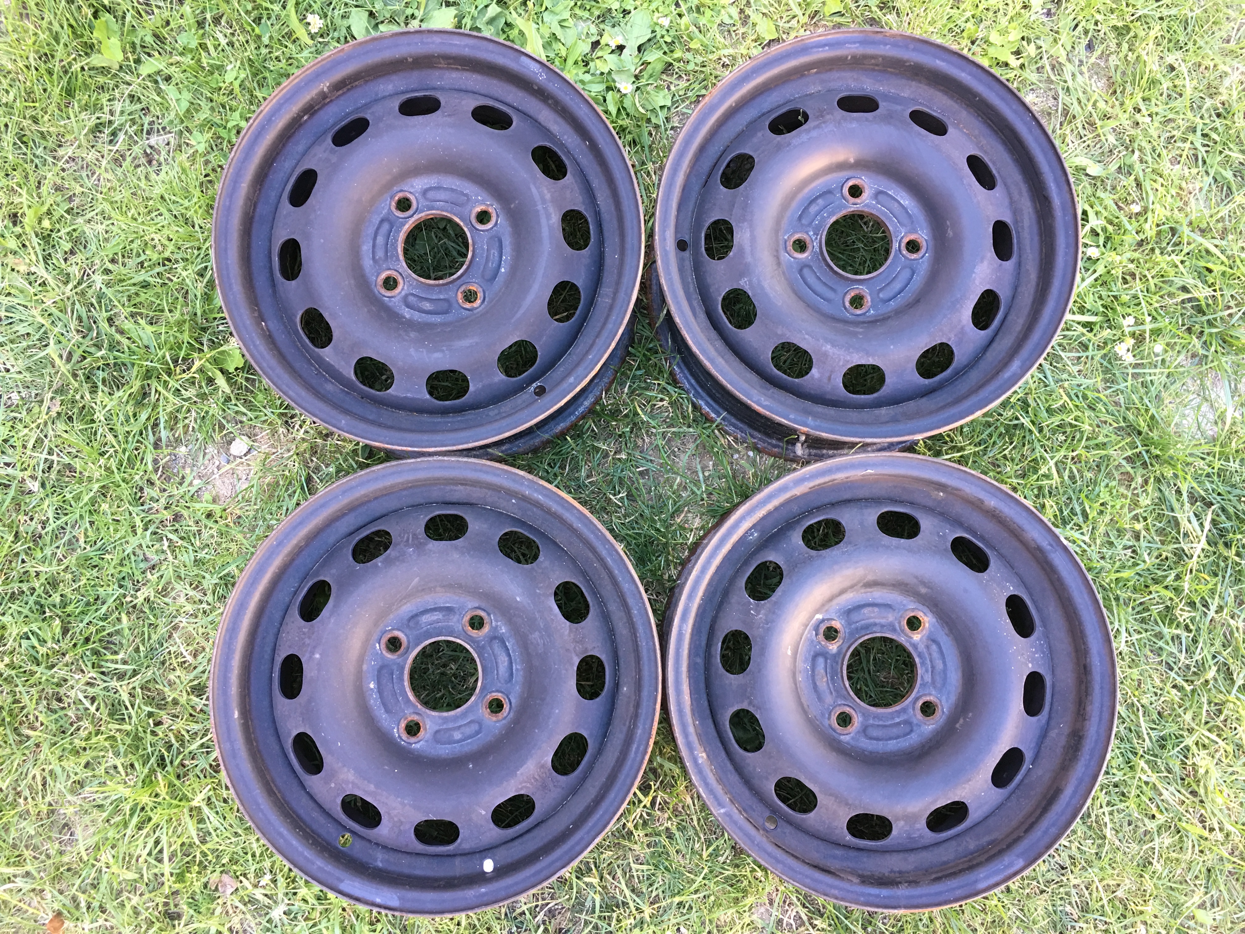 "Ford - 6x14"", 4x108, ET41"
