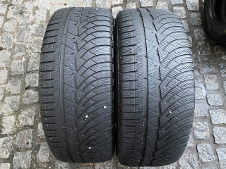 Michelin Pilot Alpin PA4 235/55/17 105V