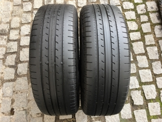 Goodyear Efficient Grip 215/60/17 96H