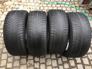 Michelin Latitude Alpin LA2 265/45/21 104V