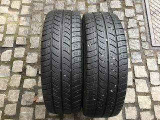 Continental VancoWinter 215/70/15 109-107R
