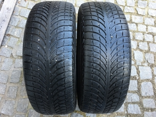 Michelin Latitude Alpin 245/65/17 111H