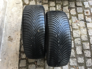 Michelin Alpin 5 215/50/17 95V
