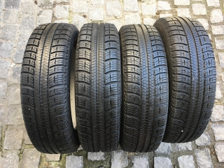 Michelin Alpin 155/65/15 77T