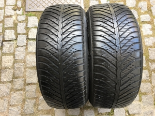 Goodyear Vector 4 Seasons 225/50/17 98V