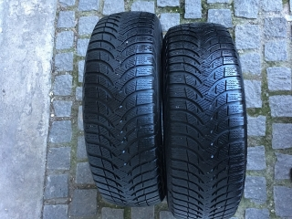 Michelin Alpin A4 185/60/15 88T