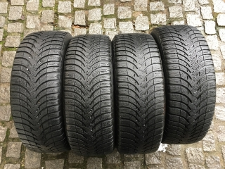 Michelin Alpin A4 195/55/16 87T